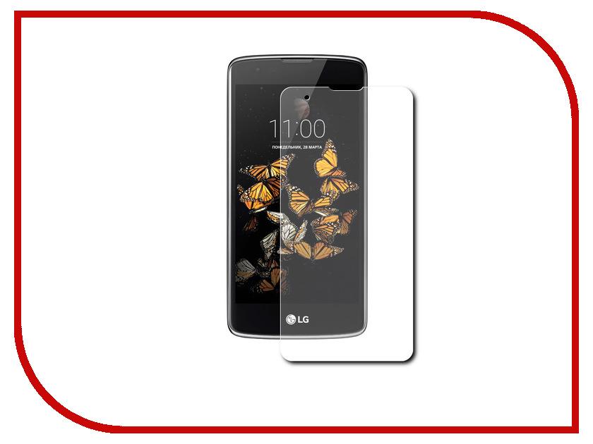 Аксессуар Защитная пленка LG K8 5 Red Line