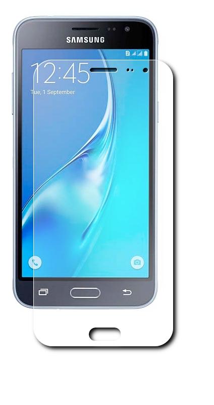 Аксессуар Защитная пленка Red Line для Samsung Galaxy J3 2016 матовая УТ000008194 аксессуар защитная пленка 15 6 inch red line 342x192mm универсальная матовая ут000007038