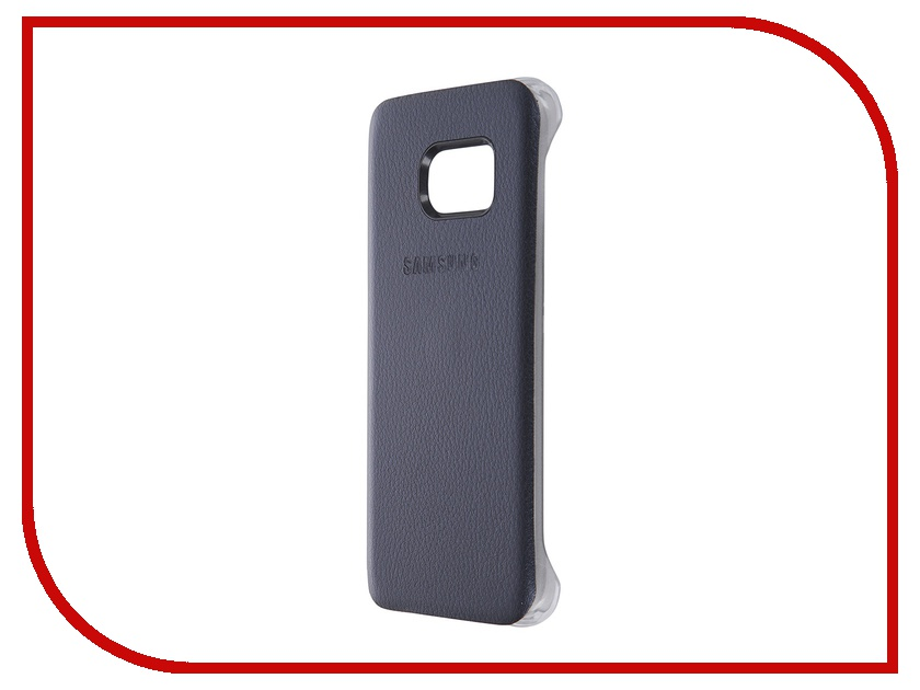 Аксессуар Чехол-накладка Samsung Galaxy S7 Activ Case S View Cover Wallet Blue 58116<br>