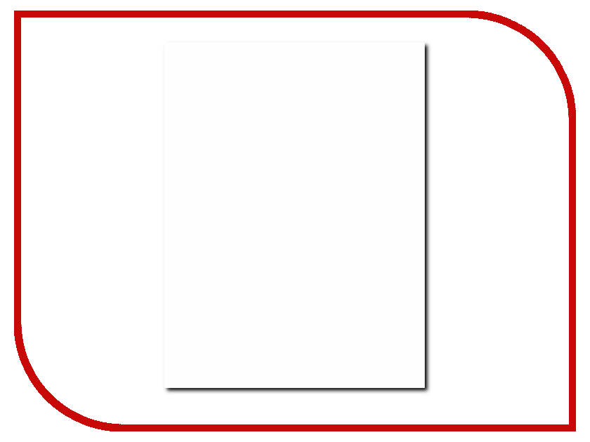 Аксессуар Защитная пленка Red Line 9-inch универсальная матовая<br>