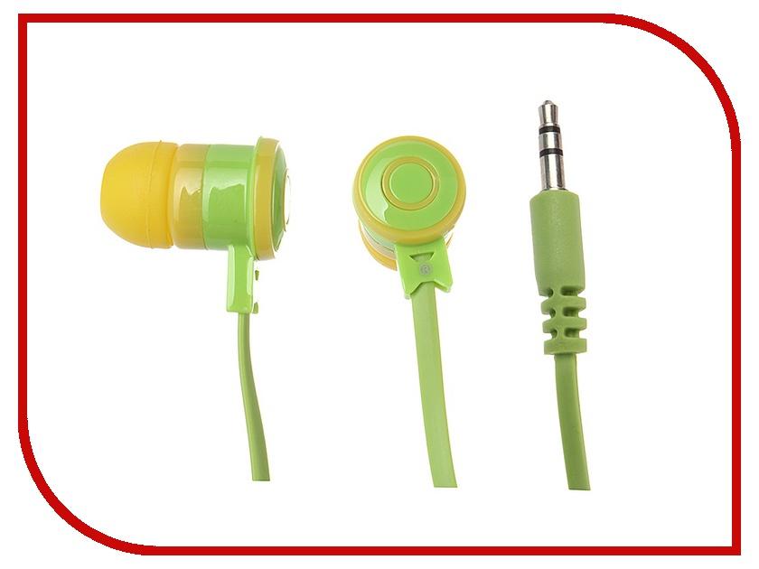 Наушники Kids-mobile Любовь Green<br>