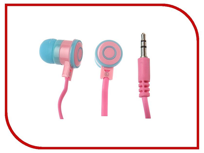 Наушники Kids-mobile Любовь Pink<br>