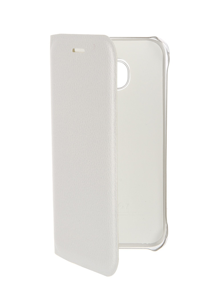 Аксессуар Чехол Samsung Galaxy S7 Activ Book Case S View Cover Wallet White 58065<br>