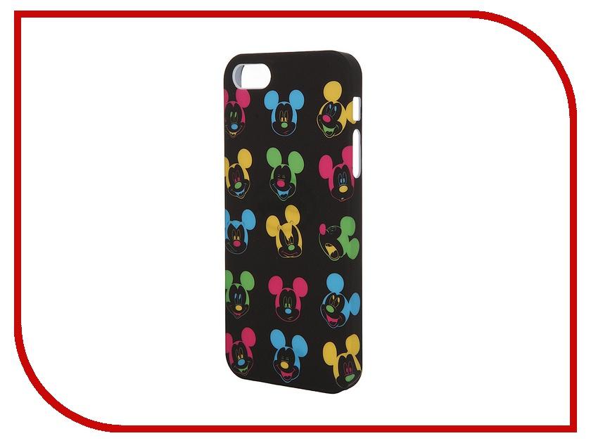 Аксессуар Крышка задняя Disney для iPhone 5 Марвел Микки Multicolor<br>