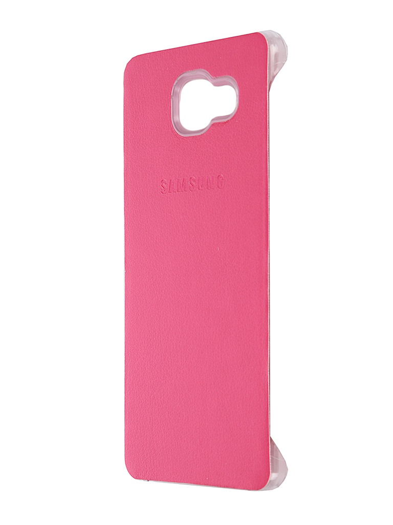 Аксессуар Чехол Samsung Galaxy A5 2016 Activ Case S View Cover Wallet Rose 58085<br>