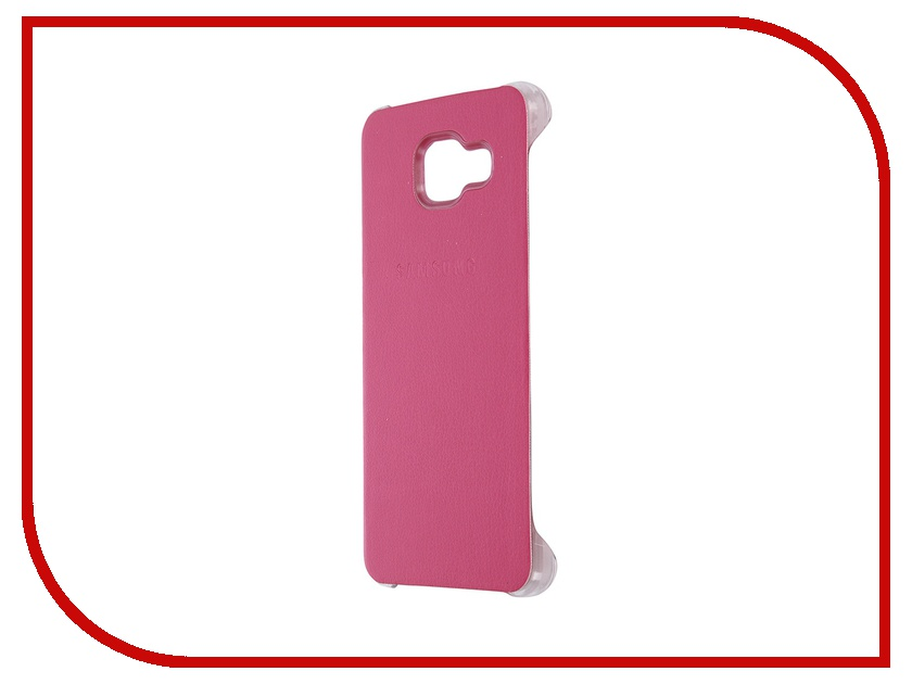 Аксессуар Чехол-накладка Samsung Galaxy A3 2016 Activ Case S View Cover Wallet Rose 58078<br>