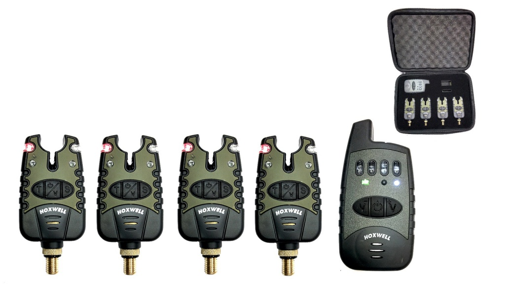 Сигнализатор поклевки Hoxwell HL49 аксессуар подъемник hoxwell 1 5x1 5m