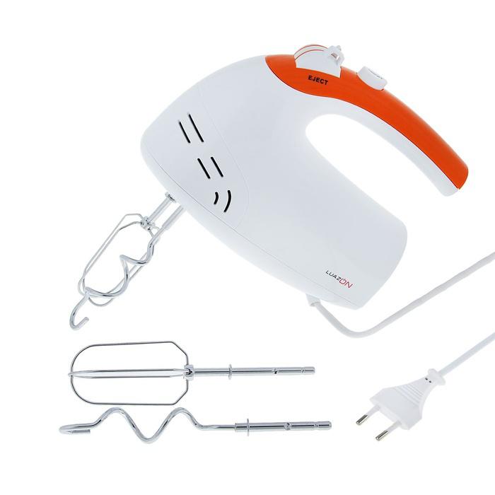 Миксер Luazon LMR-01 White-Orange 1131857<br>