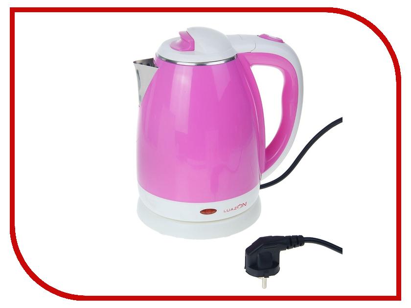 Чайник Luazon LPK-1808 Pink 1129050<br>