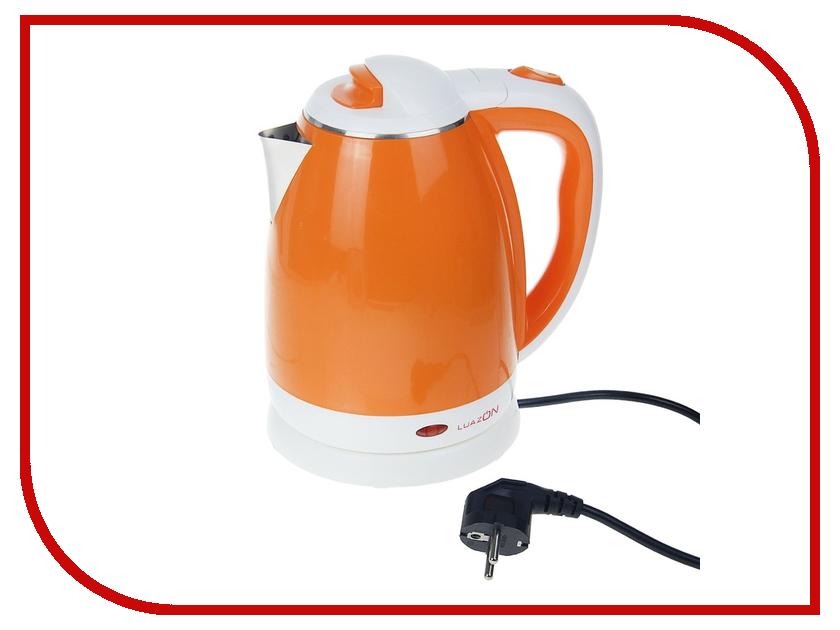 Чайник Luazon LPK-1806 Orange 1129048<br>