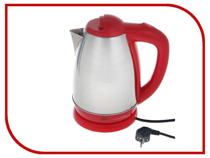 Чайник Luazon LSK-1807 Metal-Red 1129045<br>