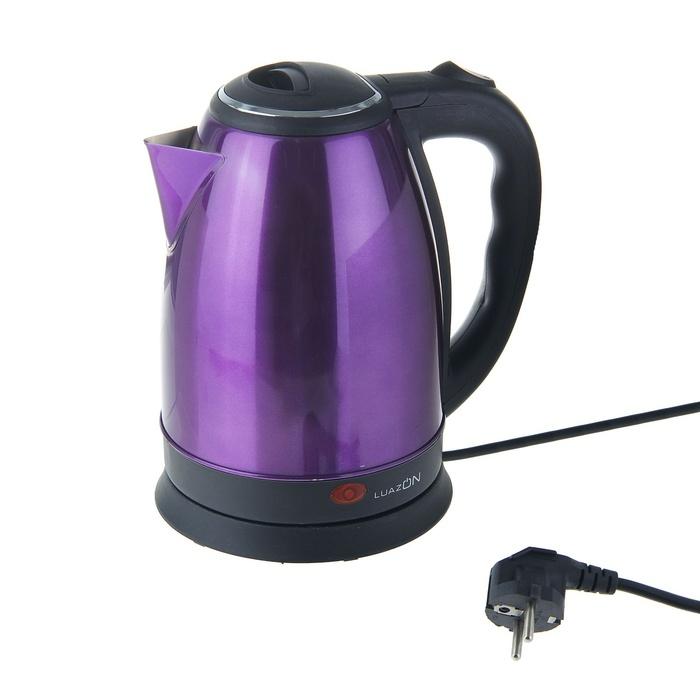 Чайник Luazon LSK-1805 Purple 1129043<br>