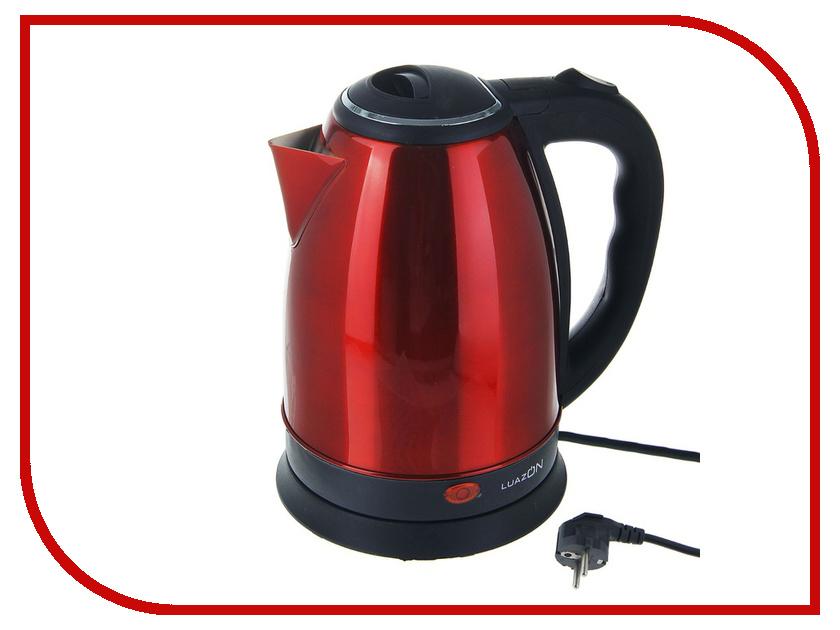 Чайник Luazon LSK-1804 Orange 1129042<br>