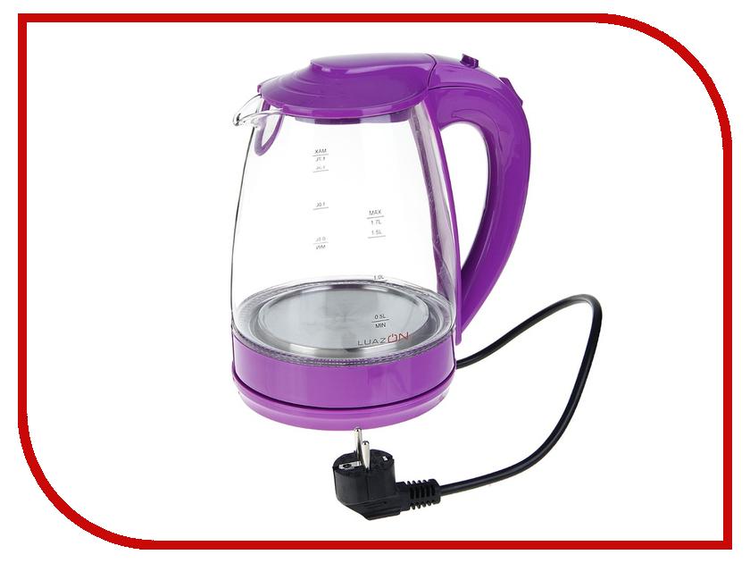 Чайник Luazon LSK-1707 Purple 1128699<br>