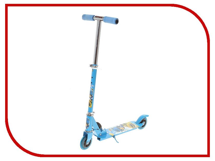 купить Самокат СИМА-ЛЕНД OT-015 Blue 134286 недорого