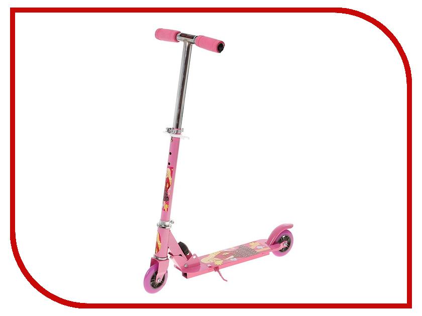 Самокат СИМА-ЛЕНД OT-015 Pink 134288