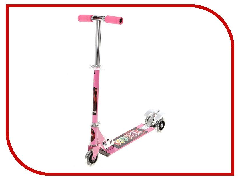 Самокат СИМА-ЛЕНД OT-H4 Pink 134312<br>