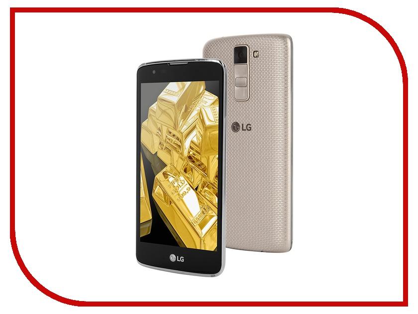 все цены на  Сотовый телефон LG K350E K8 Black-Gold  онлайн