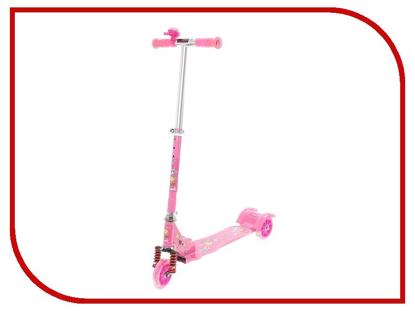 Самокат СИМА-ЛЕНД OT-993 Pink 134325 самокат сима ленд ot 20 blue 134330