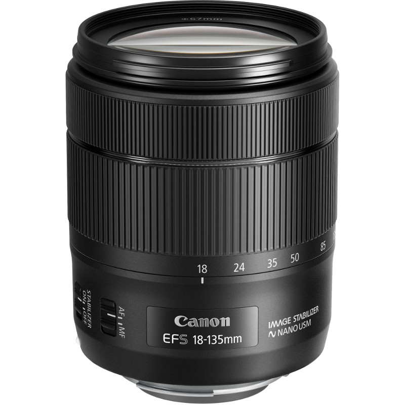 Объектив Canon EF-S 18-135 mm F/3.5-5.6 IS USM KIT электроника for sigma 10 sigma 24 135 18 135 mm 24 135 18 135mm 24 135mm 18 135mm