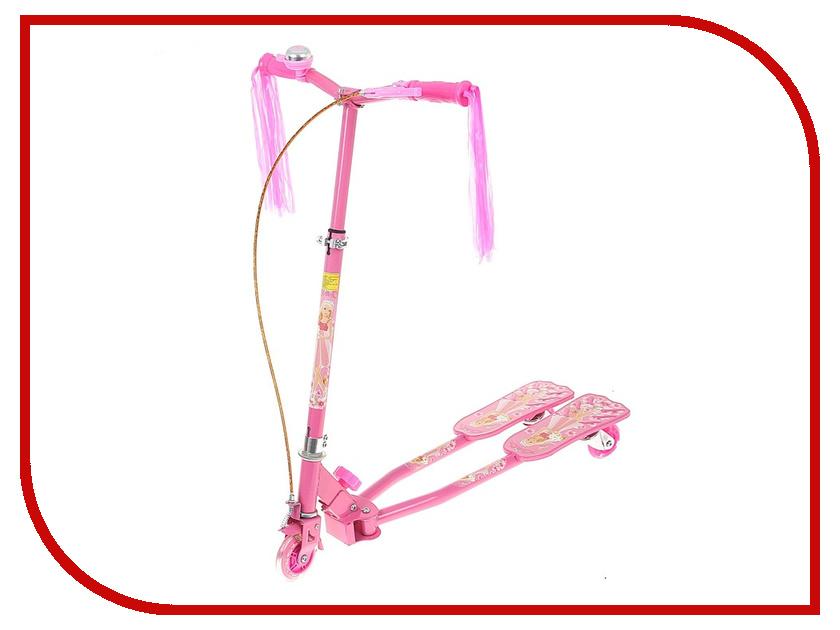 Самокат СИМА-ЛЕНД Flicker OT-3002 Pink 134344<br>