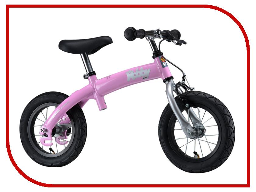 Беговел RT Hobby-bike ALUMINIUM Pink