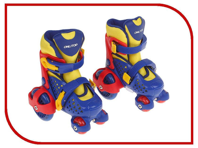������ Onlitop ABEC-7 Blue-Yellow 26-29 1231446