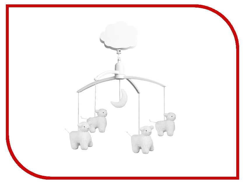 Музыкальный мобиль Trousselier Musical Mobile Sheep Ecru VM1141<br>