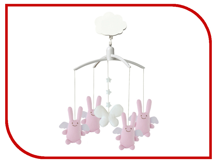 Музыкальный мобиль Trousselier Musical Mobile Angel Bunny VM1163