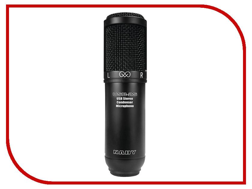 Микрофон Nady USB-2S srm 10x nady