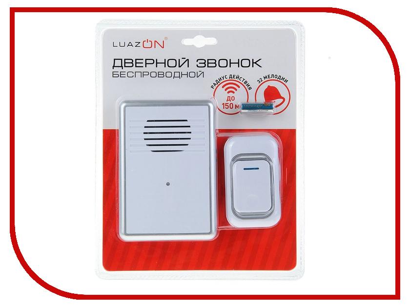 Звонок дверной Luazon LZDV-11 White 1196311<br>