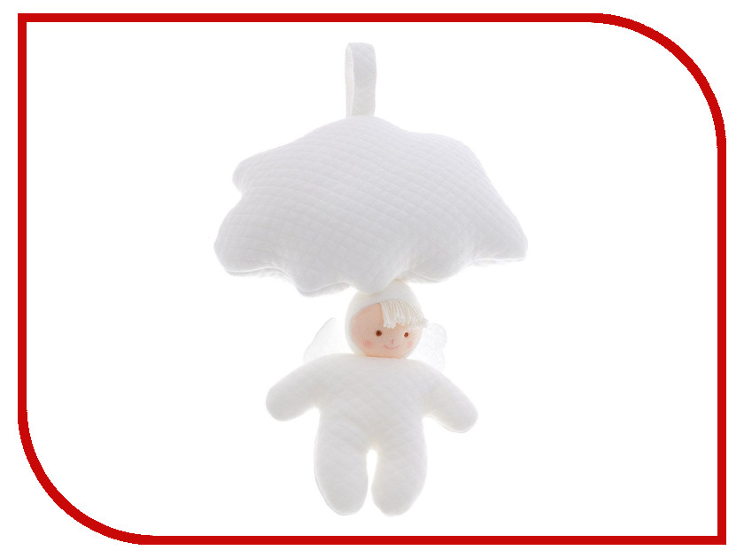 Игрушка Trousselier Musical Cloud with Angel VM1024 White<br>