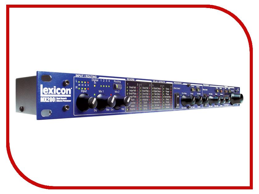 Вокальный процессор Lexicon MX200<br>