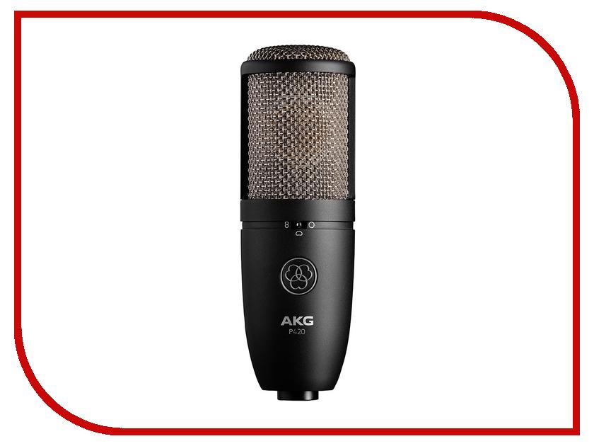 Микрофон AKG P420<br>