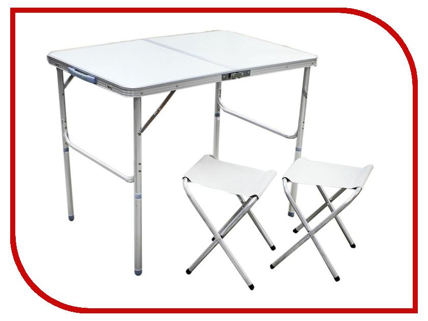 Набор складной мебели СИМА-ЛЕНД 638211 - набор стол со стульями раскладной стол со стульями
