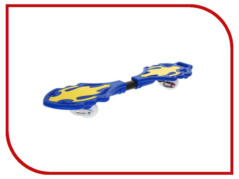 Скейт СИМА-ЛЕНД 1224216 Blue кабошон родонит 8 мм