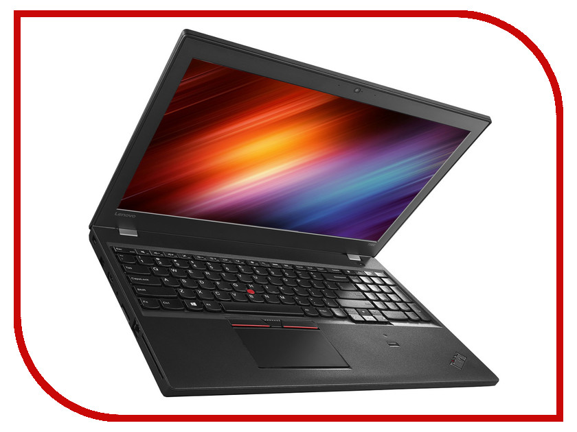 Ноутбук Lenovo ThinkPad T560 20FH001FRT Intel Core i5-6200U 2.3 GHz/4096Mb/500Gb + 8Gb SSD/No ODD/Intel HD Graphics/Wi-Fi/Bluetooth/Cam/15.6/1920x1080/Windows 7 64-bit<br>