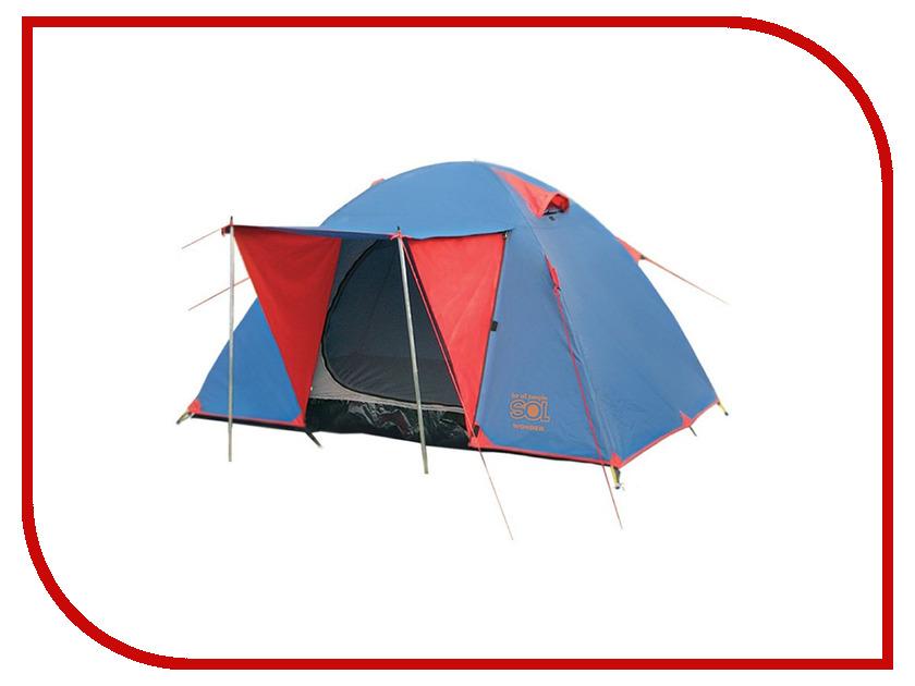Палатка Sol Wonder 2 SLT-005.06 тент sol green slt 034 04