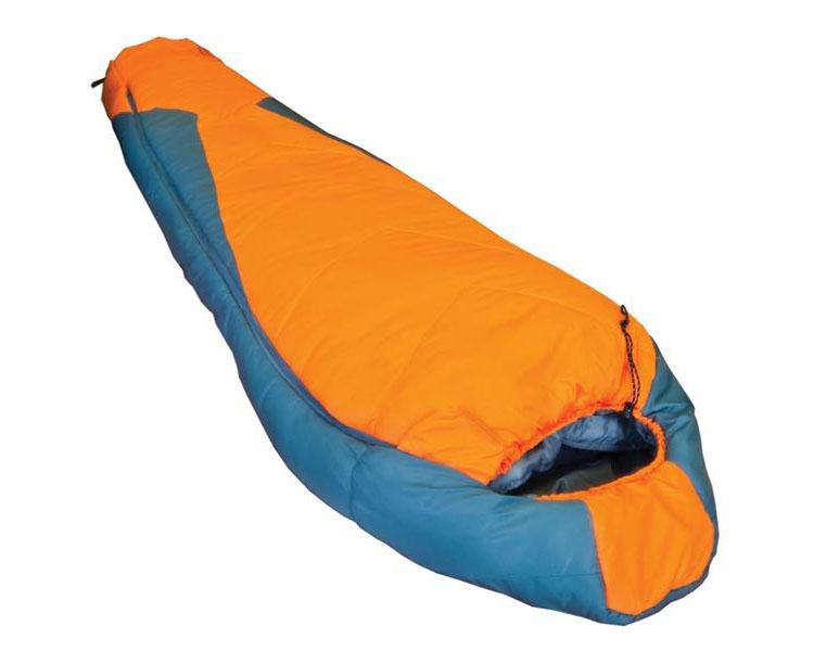 Спальник Tramp Oimyakon L Orange-Grey TRS-001.02<br>