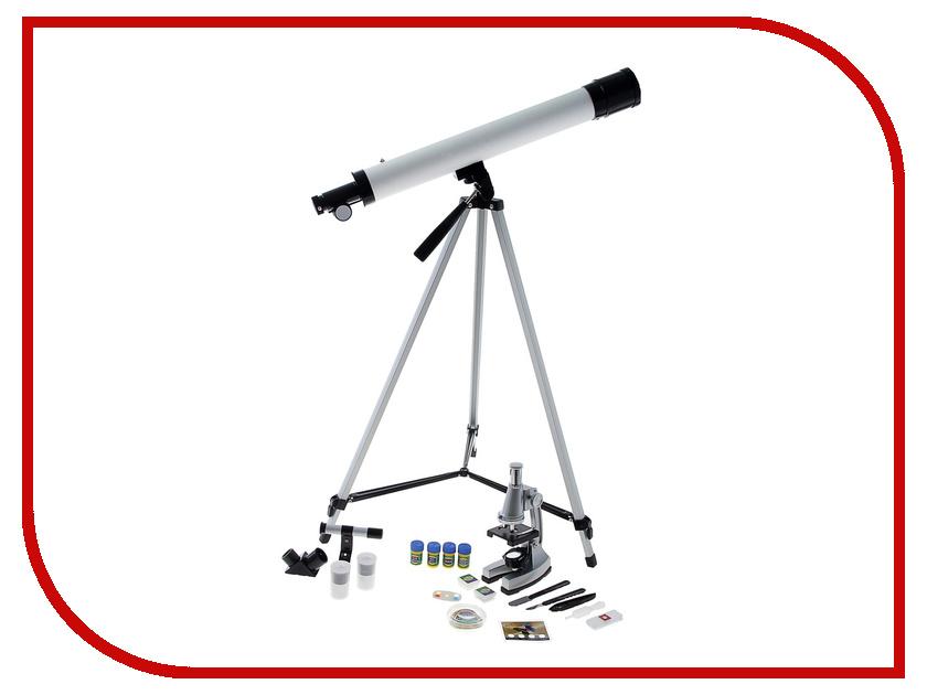 Телескоп СИМА-ЛЕНД Набор обучающий Юный натуралист Супер 20x-30x-40x 448485