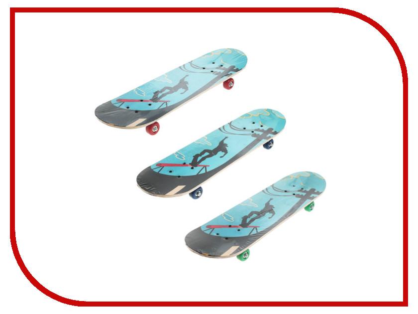 Скейт СИМА-ЛЕНД PVC 487642<br>