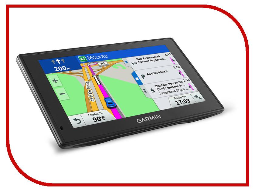 Навигатор Garmin DriveSmart 60 RUS LMT 010-01540-45