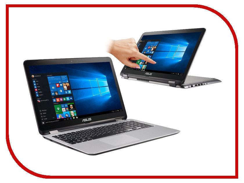 Ноутбук ASUS TP501UA-CJ014T 90NB0AI1-M00180 (Intel Core i5-6200U 2.3 GHz/4096Mb/1000Gb/Intel HD Graphics/Wi-Fi/Cam/15.6/1366x768/Windows 10 64-bit) 345567<br>