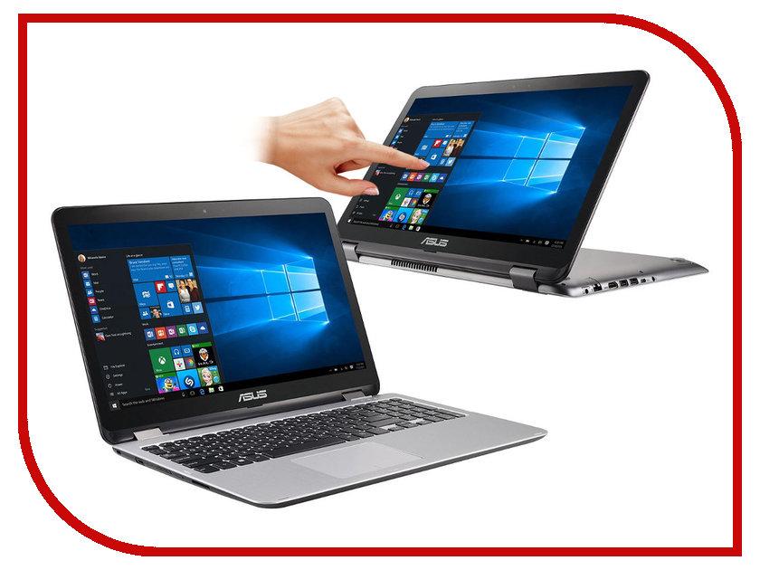 Ноутбук ASUS TP501UB-DN055T 90NB0AJ1-M00750 Intel Core i5-6200U 2.3 GHz/6144Mb/1000Gb/nVidia GeForce GT 940M 2048Mb/Wi-Fi/Bluetooth/Cam/15.6/1920x1080/Windows 10 64-bit<br>