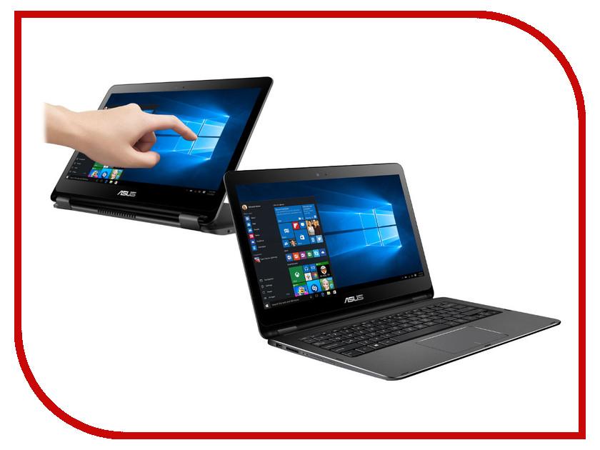 ������� ASUS VivoBook Flip TP301UA-C4051T Dark Grey 90NB0AL1-M02020 Intel Core i7-6500U 2.5 GHz/8192Mb/128Gb/Intel HD Graphics/Wi-Fi/Bluetooth/Cam/13.3/1920x1080/Touchscreen/Windows 10 64-bit