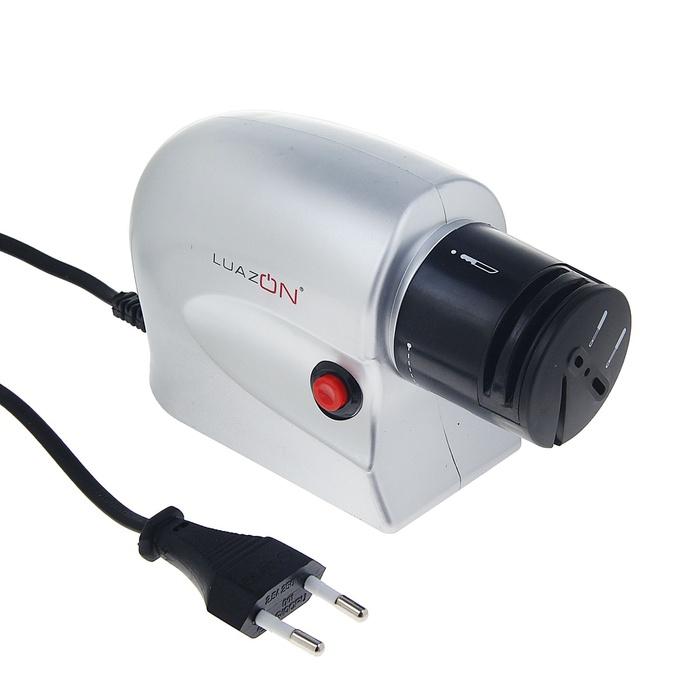 Точило Luazon LTE-01 Grey 1170133