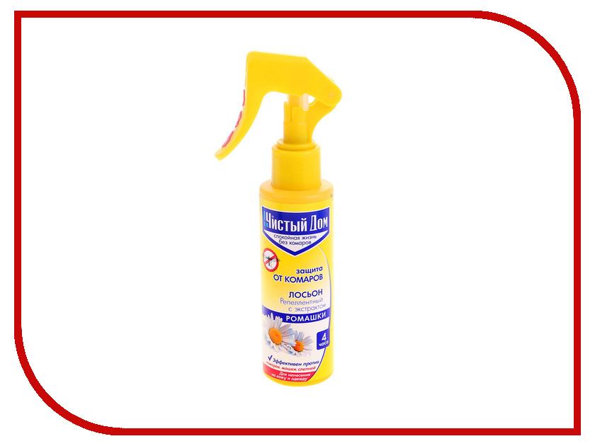 Средство защиты от комаров Чистый дом 1087409 средство защиты от комаров чистый дом летнее настроение 1087402