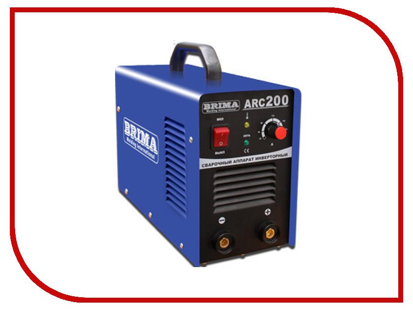 Сварочный аппарат BRIMA ARC 200 цена