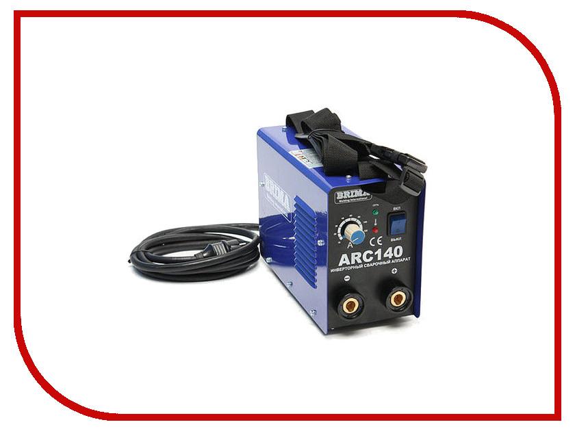 Сварочный аппарат BRIMA ARC 140 сварочный аппарат brima arc 160