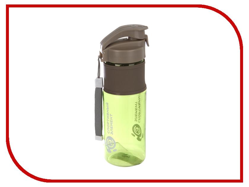 Бутылка Спортивный Элемент S10-450 450ml Аквамарин
